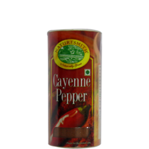 NATURESMITH CAYENNE PEPPER 50G