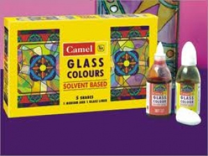 CAMLIN GLASS COLOURS