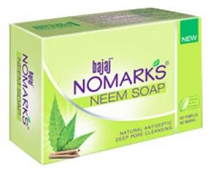 BAJAJ NO MARKS NEEM SOAP 75G
