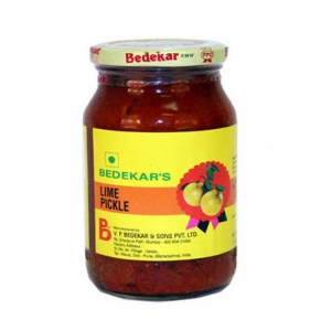 BEDEKAR LIME PICKLE 200G