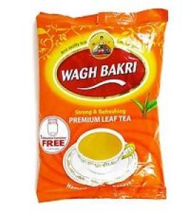 WAGH BAKRI PREMIUM LEAF TEA POUCH 250G