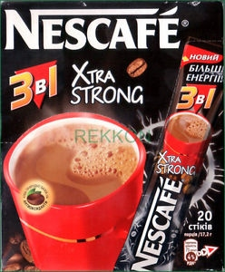 NESCAFE 3 IN 1 STRONG COFFEEMIX