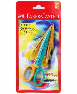 FABER-CASTELL CRAFT SCISSORS