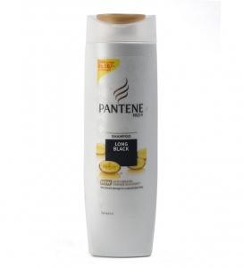 PANTENE LONG BLACK SHAMPOO 340ML