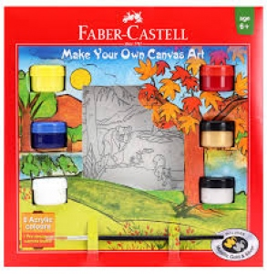 FABER-CASTELL ART CART KIT