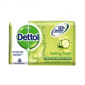 DETTOL LASTING FRESH SOAP 225G
