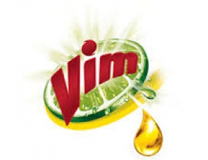 VIM CONCENTRATED GEL LEMON BOTTLE 750ML