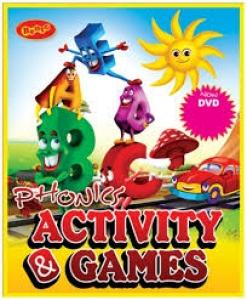 BENTO PHONICS ACITVITY AND GAMES