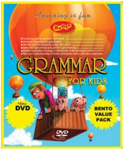 BENTO GRAMMAR PACK FOR KIDS