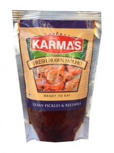 KARMA`S FRESH PRAWN MOLHO 200GM