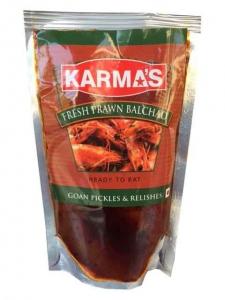 KARMA`S FRESH PRAWN BALCHAO 200G