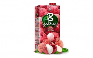 B NATURAL LITCHI LUSCIOUS 200ML