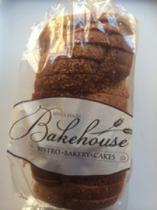 MYLES HIGH BAKEHOUSE WHOLE WHEAT BREAD 300G