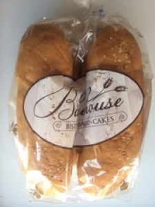 MYLES HIGH BAKEHOUSE HOT DOG ROLL 180G