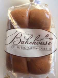 MYLES HIGH BAKEHOUSE MUMBAI BUTTER PAV 200G