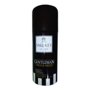 YARDLEY DEO GENTLEMAN CITRUS & WOOD 150ML