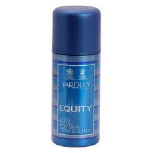 YARDLEY DEO EQUITY FOR MEN 150ML