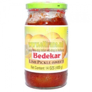 BEDEKAR SWEET LIME PICKLE 400G