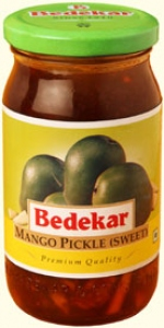 BEDEKAR MANGO PICKLE SWEET 400G