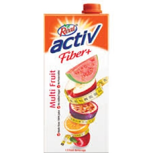 REAL ACTIV 100% MIXED FRUIT JUICE 1L