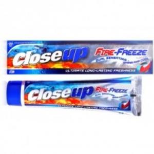 CLOSE UP FIRE FREEZE 80G