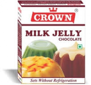 CROWN MILK JELLY CHOCOLATE 80G