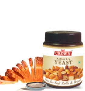 CROWN ACTIVE DRY YEAST 25G