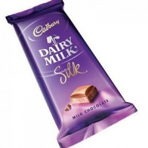 CADBURY DAIRY MILK SILK 60G