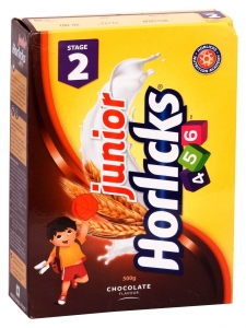 HORLICKS JUNIOR 4 5 6 CHOCOLATE REFILL 500G