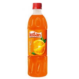 KISSAN ORANGE SQUASH 700ML