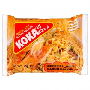 KOKA CHICKEN ORIGINAL FLAV NOODLES 85G