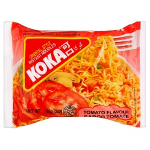 KOKA THE NOODLE PEOPLE-TOMATO FLAV 85G