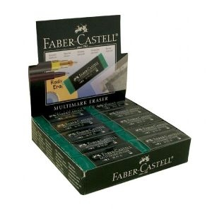 FABER-CASTELL 20 ERASERS