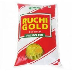 RUCHI GOLD PALMOLEIN OIL 1LTR