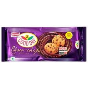 BRITANNIA GOOD DAY CHOCO-CHIP  150G