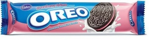 CADBURY OREO STRAWBERRY CREME 150G