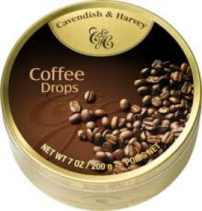 CAVENDISH & HARVEY COFFEE DROPS 200G