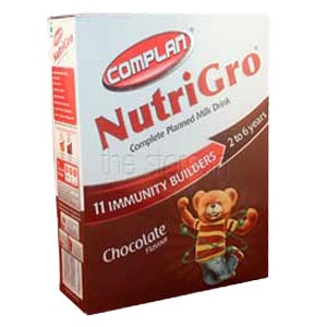 COMPLAN NUTRI GRO CHOCO FLAV 200G