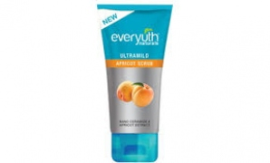 EVERYUTH NATURALS APRICOT SCRUB 100G