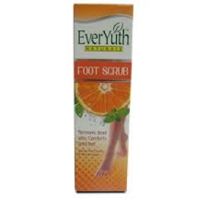 EVERYUTH NATURALS FOOT SCRUB 50G
