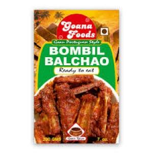 GOANA FOODS BOMBIL BALCHAO 200GM