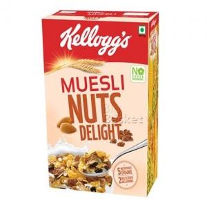KELLOGG`S MUESLI NUTS DELIGHT 275G