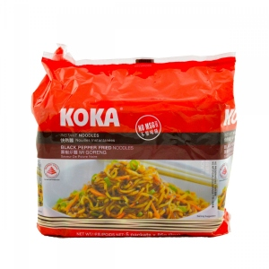 KOKA BLACK PEPPER FRIED NOODLE 85G