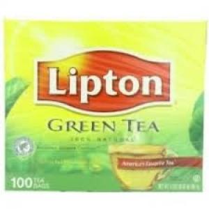LIPTON GREEN TEA 100G