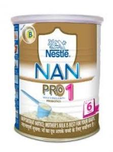NESTLE NAN PRO 1 UPTO 6 MONTHS