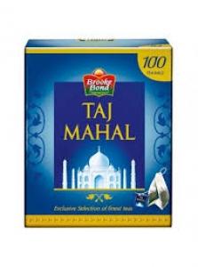 BROOKE BOND TAJ MAHAL TEA BAGS 100