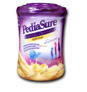 PEDIASURE VANILLA DELIGHT JAR 400G