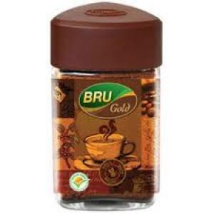 BRU GOLD COFFEE 100GM