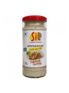 SIL MAYONNAISE GARLIC SPICE 200G