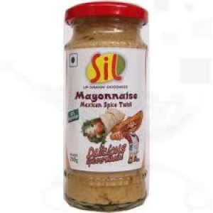 SIL MAYONNAISE MEXICAN SPICE TWIST 200G